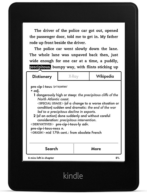 Kindle Dictionary