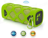 VINA Portable Outdoor Wireless Bluetooth and NFC speaker